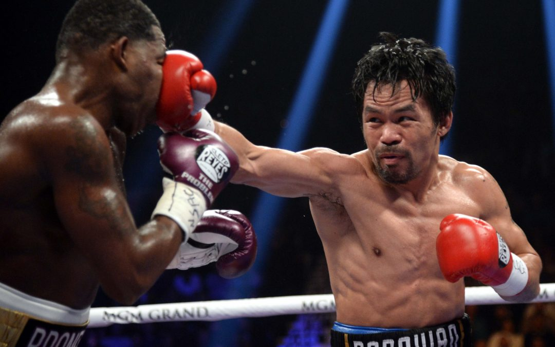 Pacquaio vs Thurman title fight set for July 20