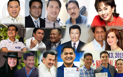 LOOK: List of celebrities who won, lost in 2019 midterm elections