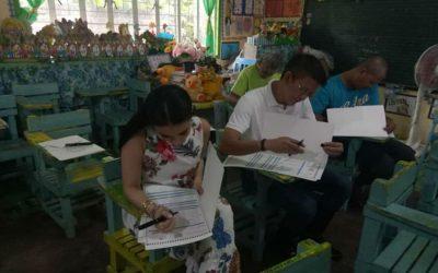 Chiz Escudero, wife Heart rise early to cast vote in Sorsogon
