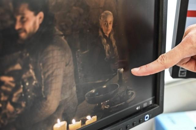 Game of Thrones exec apologizes after surprising coffee cup cameo