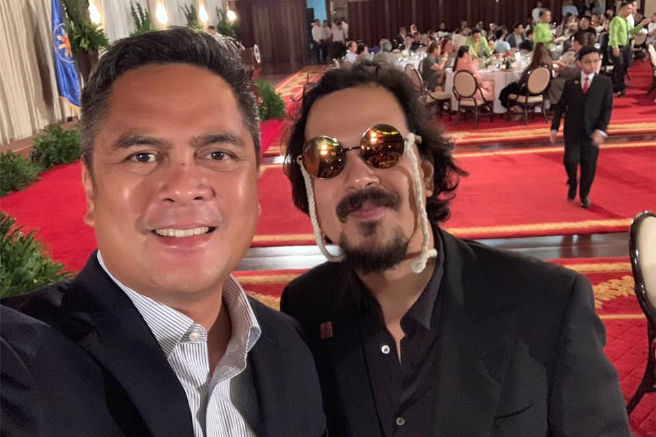 Celebrities who support Duterte get invited at exclusive dinner celebration in Malacañang