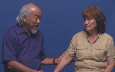 WATCH: Former OFW reunites with woman of his dreams after decades to reignite their relationship