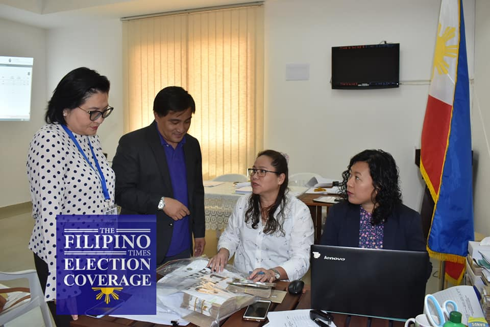 Philippine Embassy in Abu Dhabi begins importing votes from Dubai to consolidate UAE vote