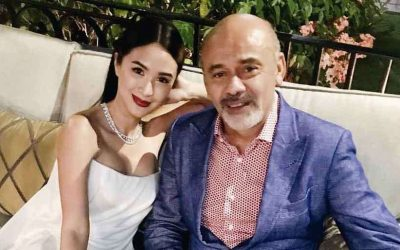 Heart Evangelista receives post-birthday gift from Christian Louboutin