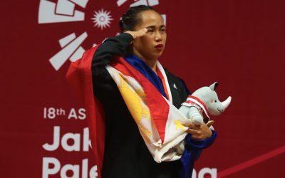 WATCH: Olympic medalist Hidilyn Diaz slams inclusion in Panelo matrix