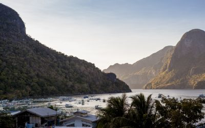 Gov't charges El Nido resorts for pollution
