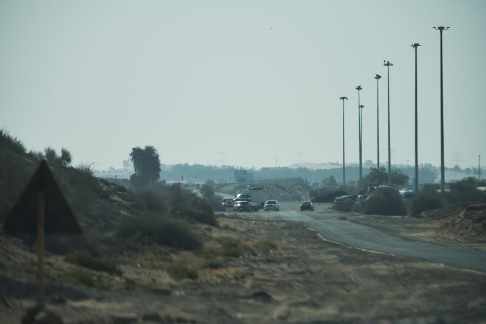Small DA42 plane crashes in Dubai: GCAA