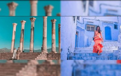 LOOK: Kathryn Bernardo, Daniel Padilla visits Morocco in time for their 7th anniversary
