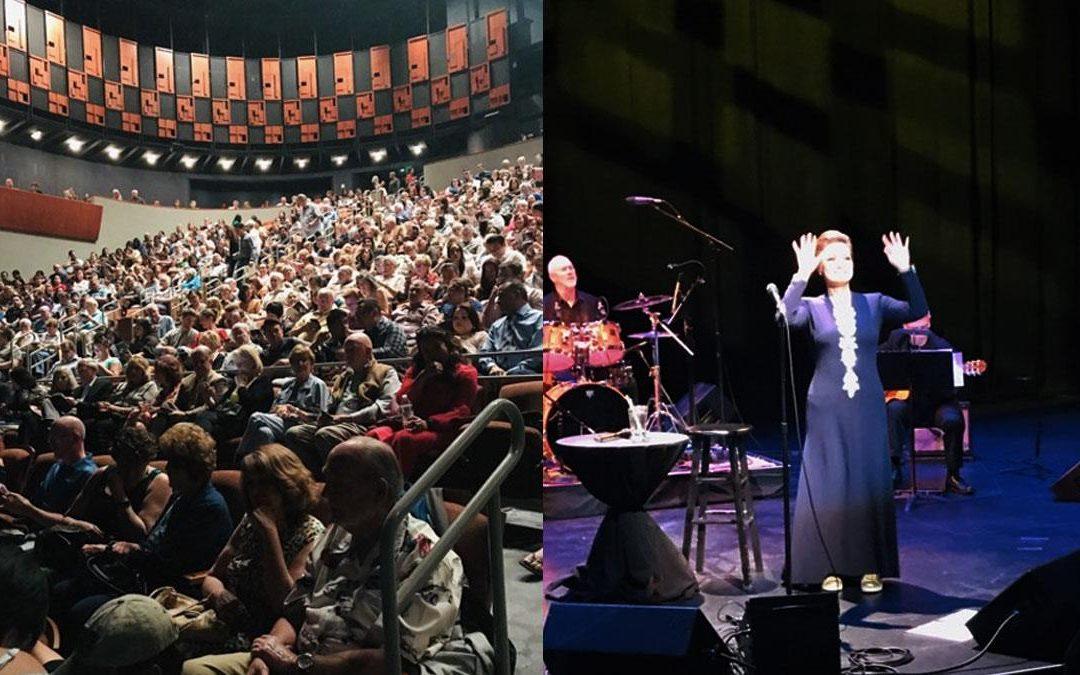 Lea Salonga halts Arizona concert due to ringing cellphone