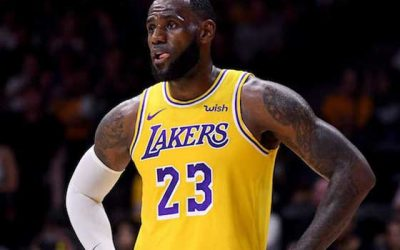 LeBron upset by Magic's move to quit