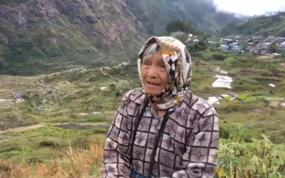 WATCH: 76-year-old Igorot lola wows netizens with fluency in English without formal education