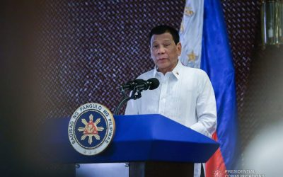 Duterte signs 'Magna Carta for the Poor'