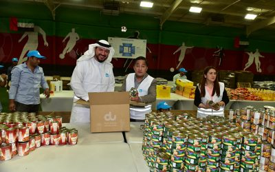Telecom company launches Ramadan community outreach