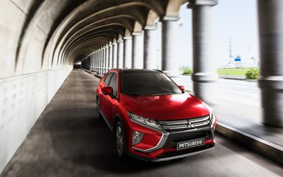The Mitsubishi Eclipse Cross: Quickens your pulse and  heightens your pleasure