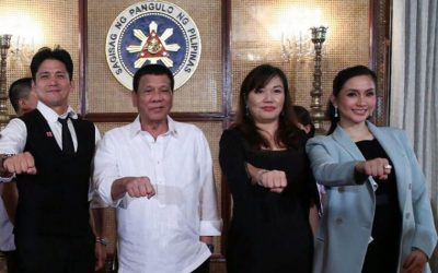 Mariel Padilla shares what happened at private dinner with President Duterte
