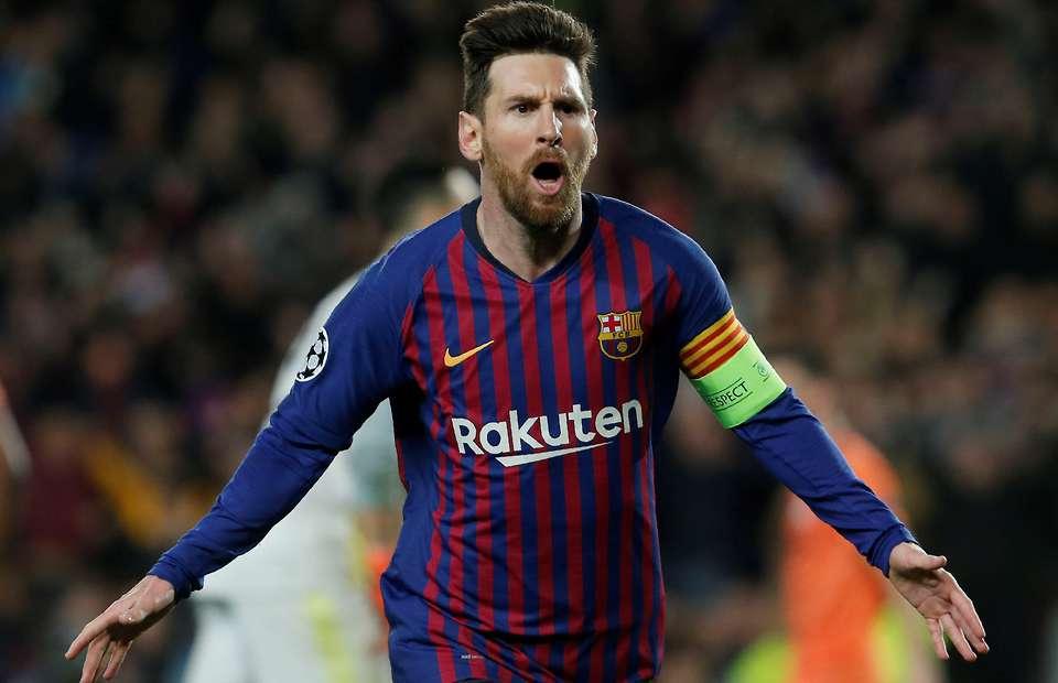 Messi clinches 8th La Liga title for Barcelona