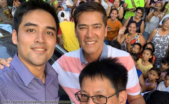 Vic Sotto anxious about Vico's Pasig mayoral race vs. Eusebio