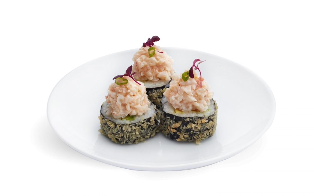 New flavors of the seas and the lands now available at Yo! Sushi