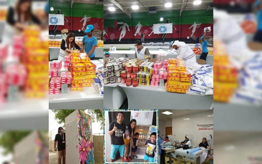 Pinoy acts of charity shine during Ramadan