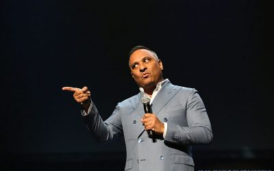 Enjoy Eid with loads of laughter with Global Comedy Sensation Russell Peters at Coca-Cola Arena on June 6