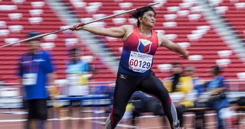 67-year-old Pinay athlete brings home 4 gold from Singapore tourney