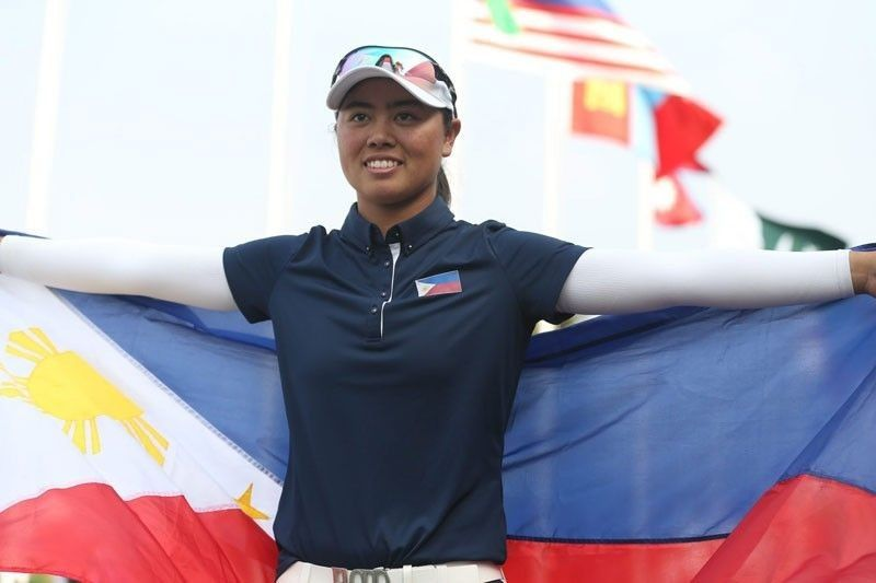 Fil-Japanese star golfer takes it a notch higher at US Women's Open