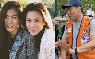 Toni, Alex Gonzaga's father places second in Taytay mayoral race