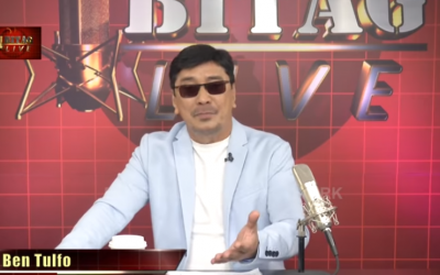 Ben Tulfo calls Anthony Taberna 'sipuning bata', asks ABS-CBN to look into Taberna's wealth
