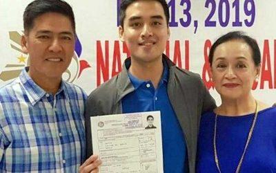 """Vic Sotto on son's victory: """"Aba may anak na pala akong mayor!"""""""