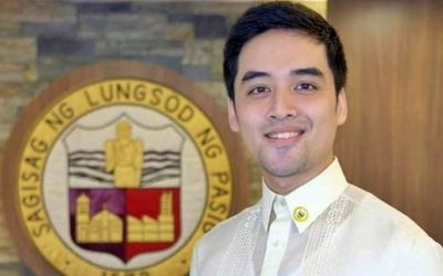 Vico Sotto does not plan on holding political positions for long time
