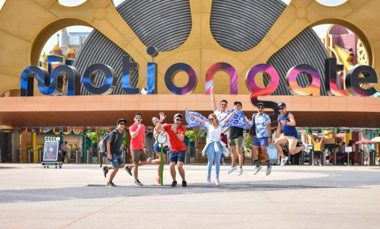 Photo of Free bus ride for Dubai Parks and Resorts