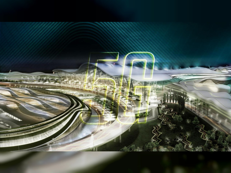Experience 5G internet at this part of Abu Dhabi's Airport Terminal