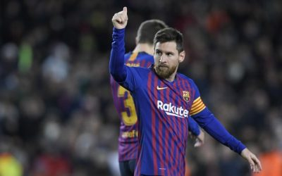 Soccer's Messi, sports world's highest paid