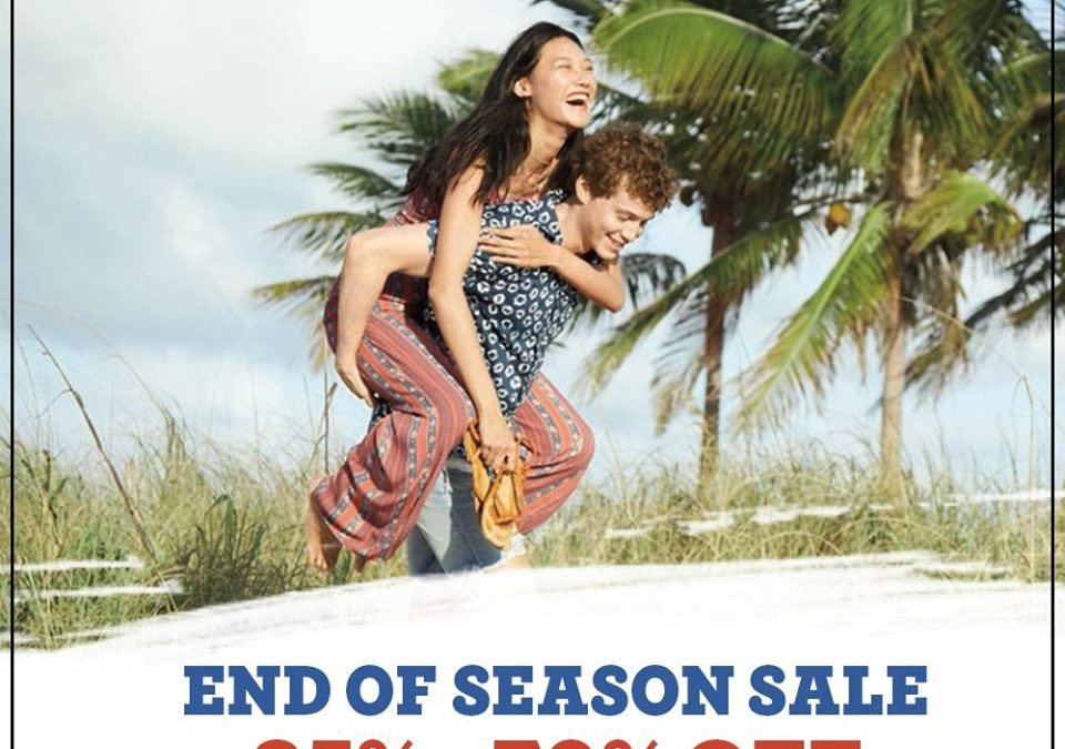 Aeropostale to hold store-wide promotion of up to 70%