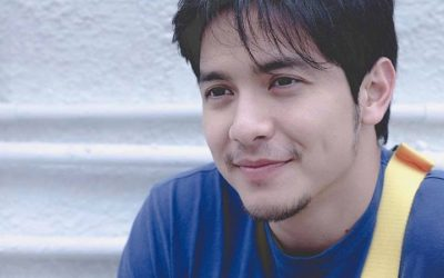 Alden Richards builds school for Mangyan