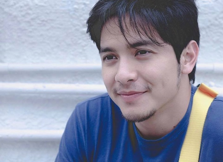 """Alden Richards on losing weight: """"I work hard for it."""""""