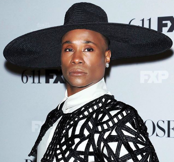 Pinoy-made Matador dress thrills Billy Porter and fans