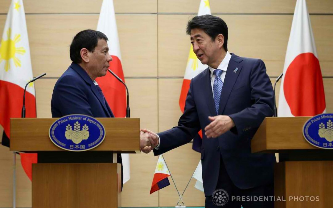 Japan to lend Philippines P620B for railways