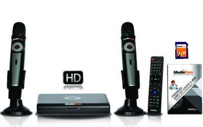 Enjoy your favorite karaoke tunes with this entertainment system at a huge discount!