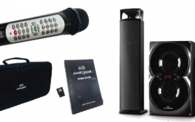 Save up to Dh 100 with Magic Star karaoke set
