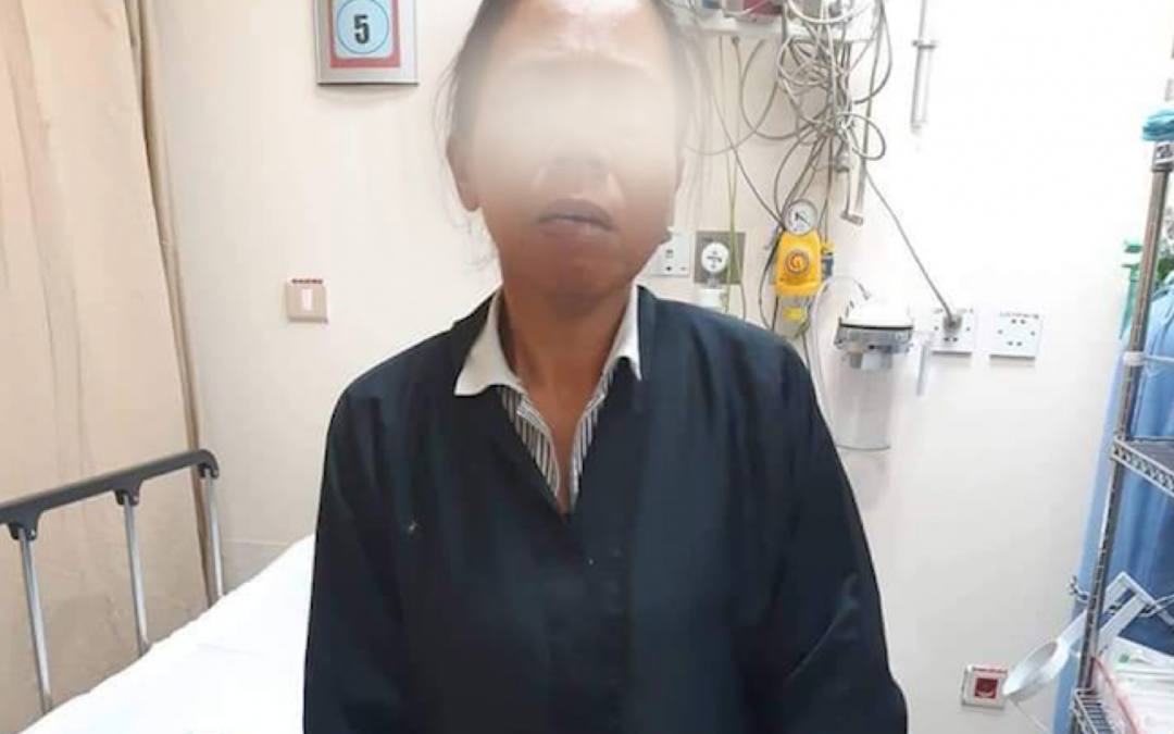 OFW abused by her employers in Saudi Arabia seeks help