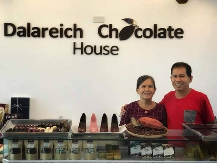 Bohol-based chocolate makers strike gold in Academy of Chocolate Awards 2019