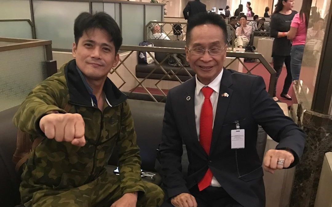 Robin Padilla bares plan of entering Philippine Army