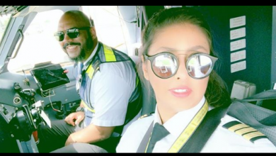 Photo of Saudi introduces first female commercial pilot