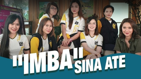 PH's all-female team in 3rd place Esports League in Singapore