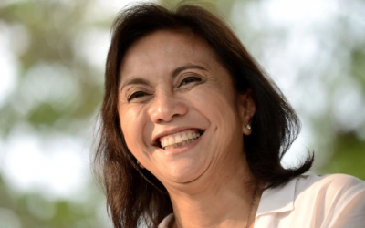 Robredo hints at possibility of running for presidency