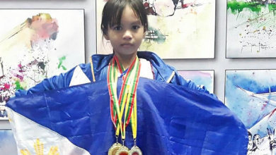 Photo of Filipina kid brings home 3 silver medals from ASEAN chess competition