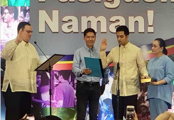 Vico Sotto, Isko Moreno take oath as Pasig, Manila Mayors