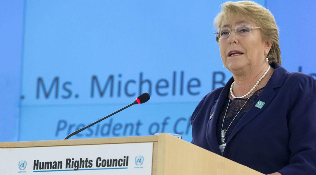 UN rights chief raises concern over PH's anti-drug war casualties