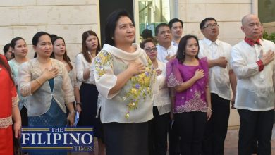 Photo of Ambassador Quintana lauds Philippines' enhanced global presence at 121st Philippine Independence Day